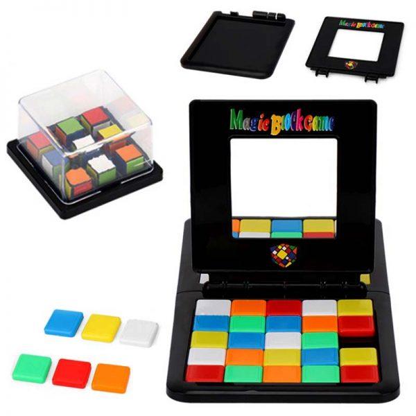 Настолна игра Rubick's Race съдържание
