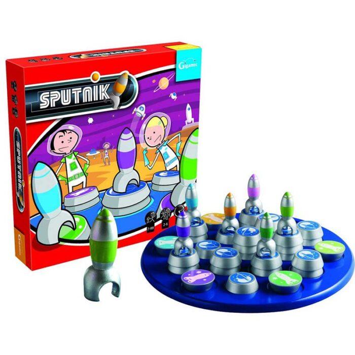 Настолна игра Sputnik Gigamic Спътник кутия
