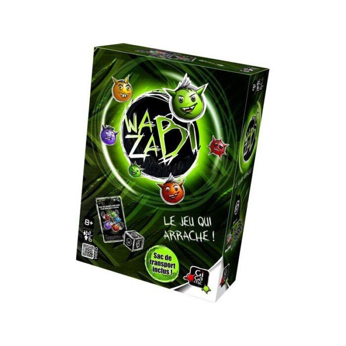 Настолна игра Wazabi Gigamic кутия