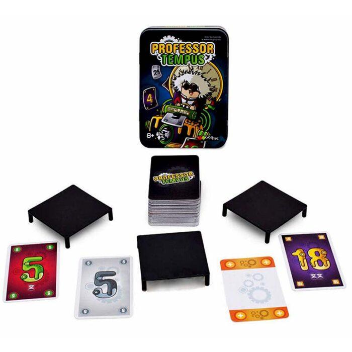 Настолна игра с карти Professor Tempus Gigamic Игра с карти куитя Board Game