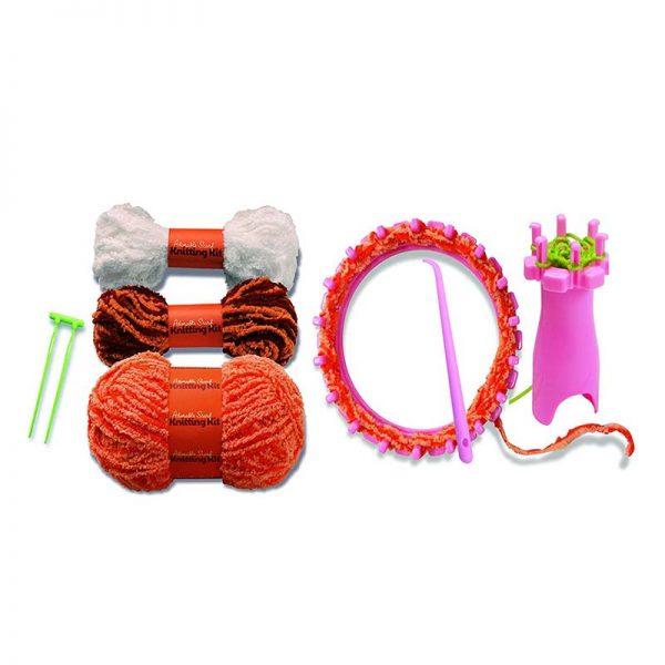 Образователен комплект Adorable Scarf 4M Шал материали и принадлежности