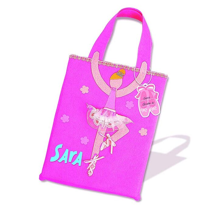 Образователен комплект Ballerina Tote Bag 4M Чанта с балерина