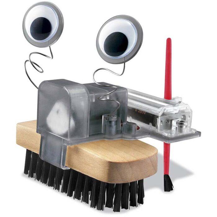 Образователен комплект Brush robot Робот чистач