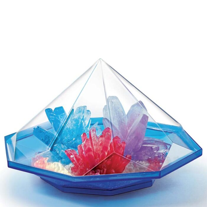Образователен комплект Crystal Garden 4M Кристална градина кристали