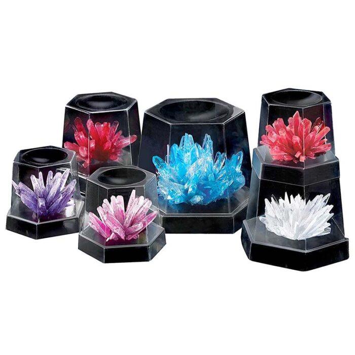 Образователен комплект Crystal Growing 4M Отглеждане на кристали всички кристали
