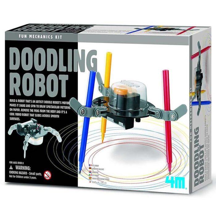 Образователен комплект Doodling Robot Робот художник кутия