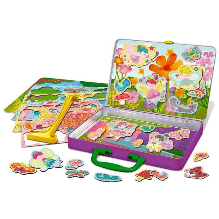 Образователен комплект Fairy Magnets 4M Магнити с феи
