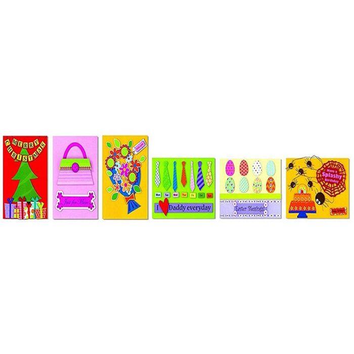 Образователен комплект Greeting Cards 4M Поздравителни картички