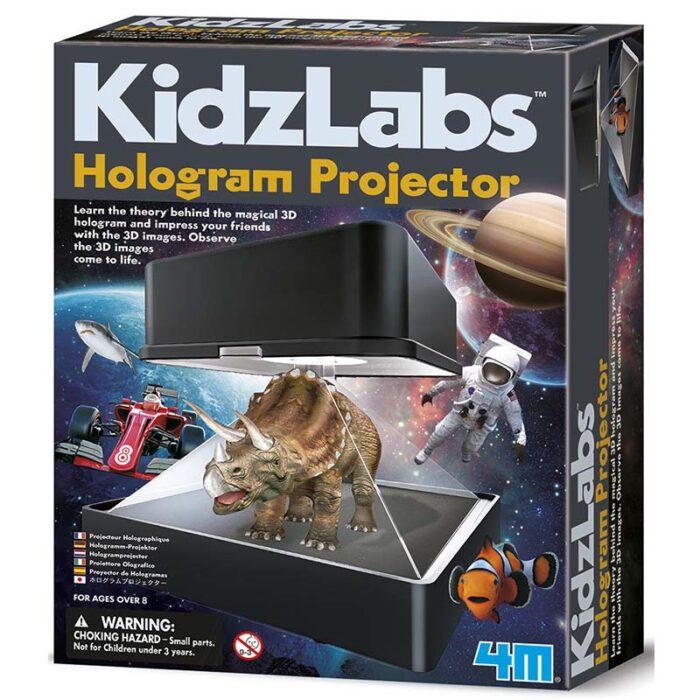 Образователен комплект Hologram Projector Холограмен прожектор кутия