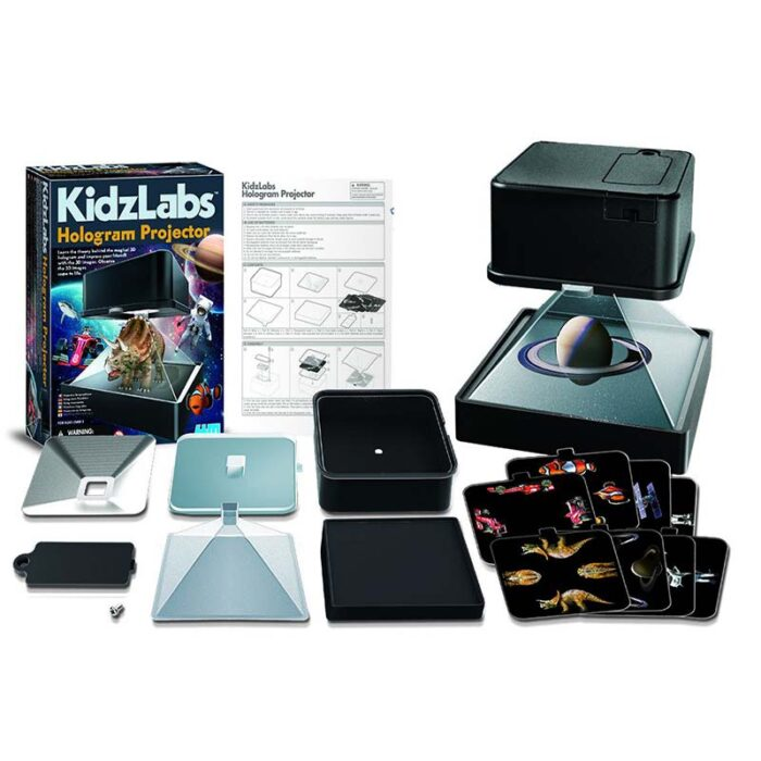 Образователен комплект Hologram Projector материали