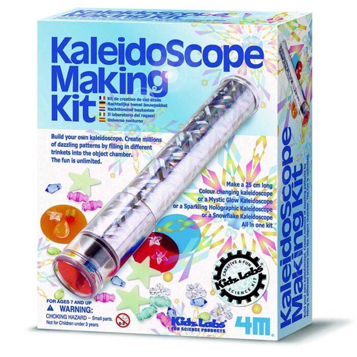 Образователен комплект Kaleidoscope 4M Калейдоскоп кутия