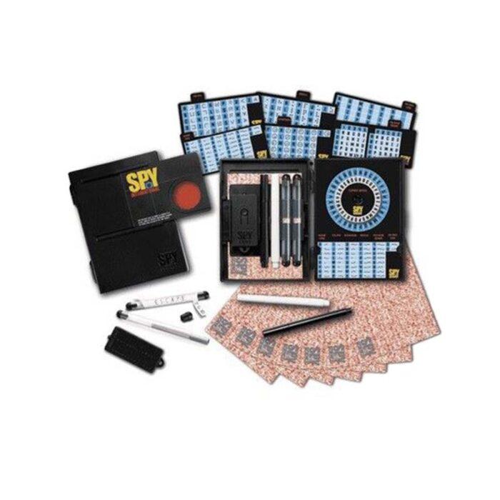 Образователен комплект KidzLabs Spy Science 4M материали Тайно съобщение