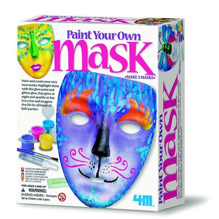 Образователен комплект Mask 4M Маски куитя