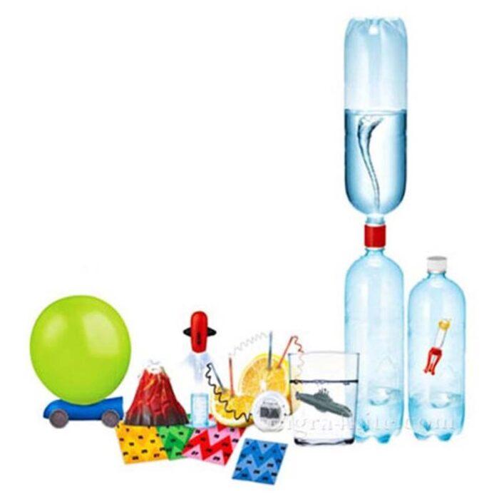 Образователен комплект Science Toys Lab 4M експерименти
