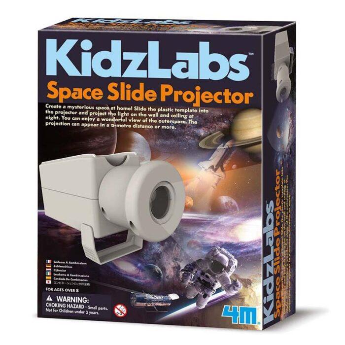 Образователен комплект Space Slide Projector 4M прожекционен апарат за космически снимки