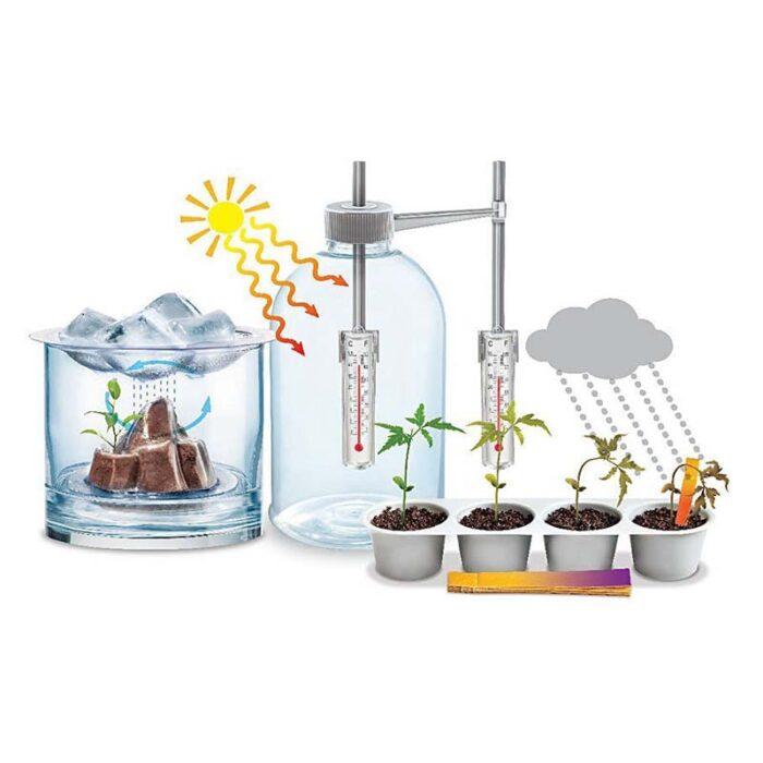 Образователен комплект Weather Science 4M Климатът и времето