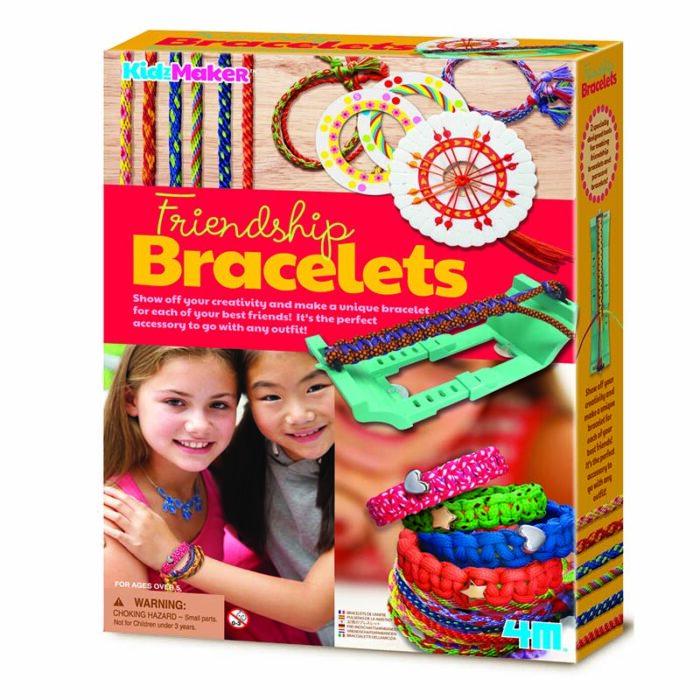 Творчески комплект Friendship Braclet 4M Кутия
