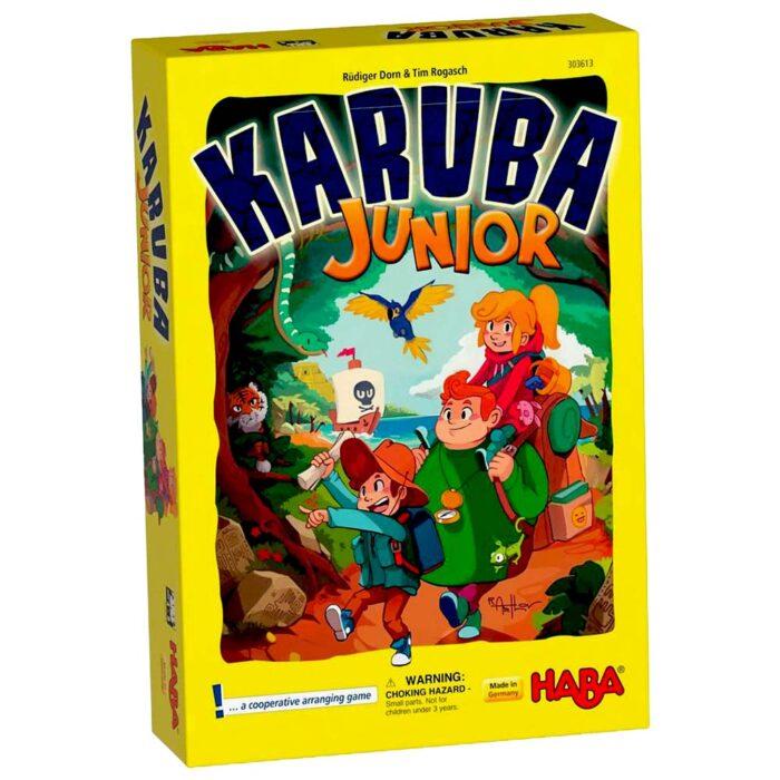 Образователна игра Каруба Junior кутия HABA