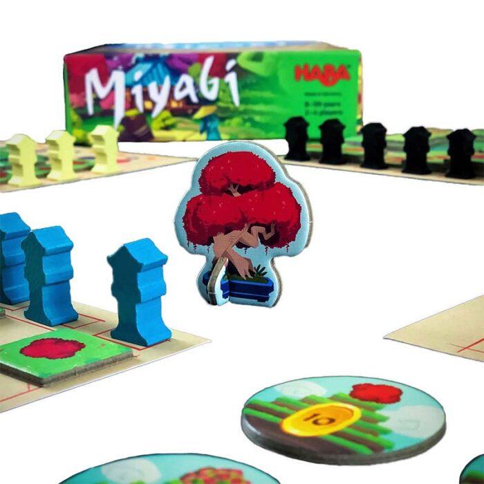 Образователна игра Мияги настолна игра HABA