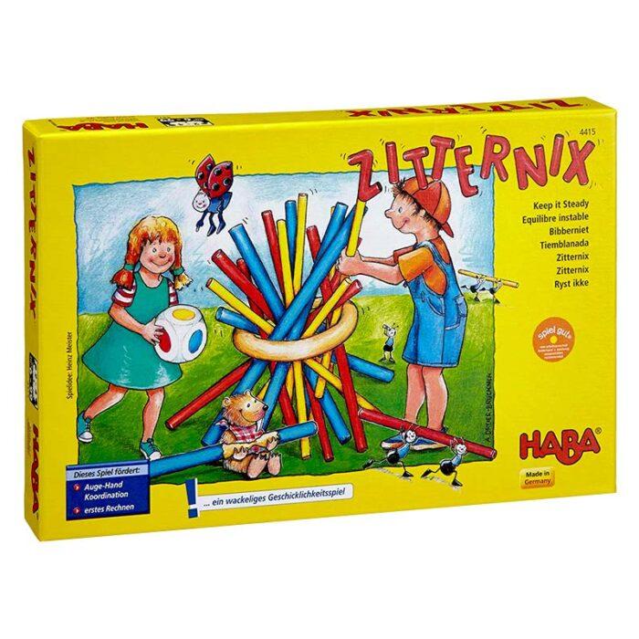 Образователна игра Не трепери кутия HABA