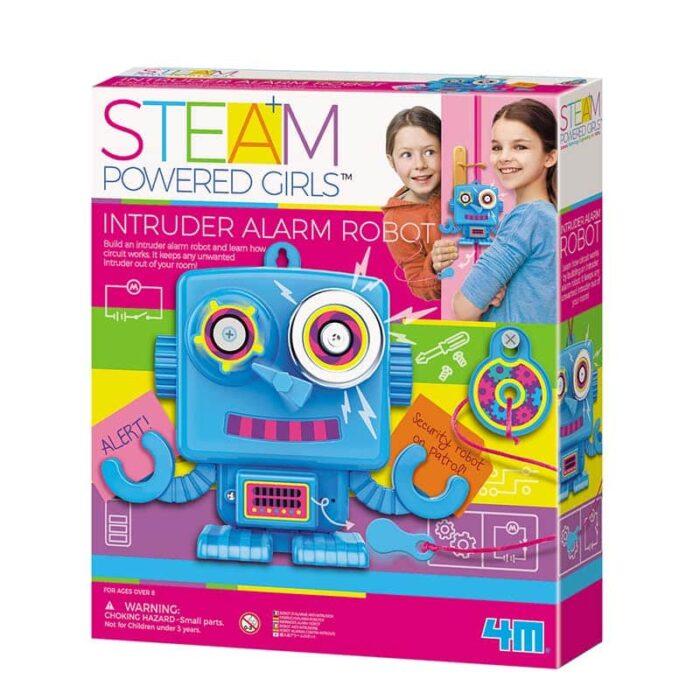 Образователна игра 4M Аларма срещу крадци кутия