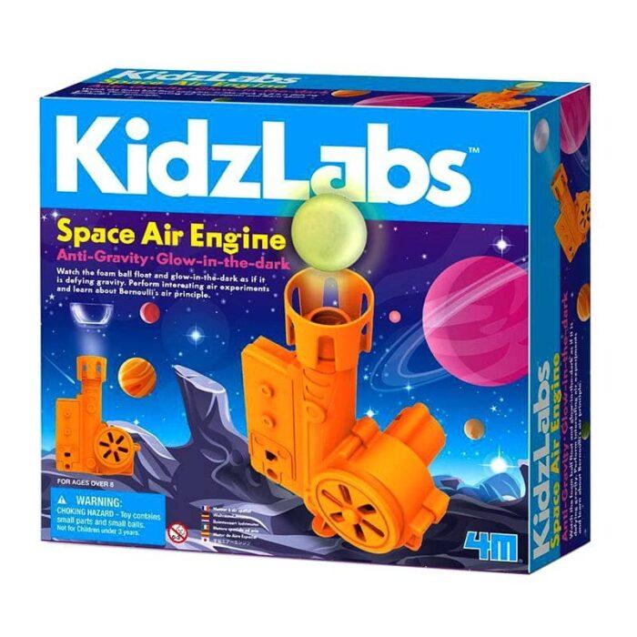 Образователна игра 4M Въздушен двигател кутия