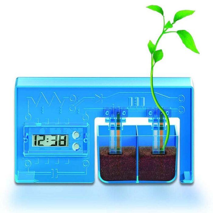 Образователна игра 4M Воден часовник и растение