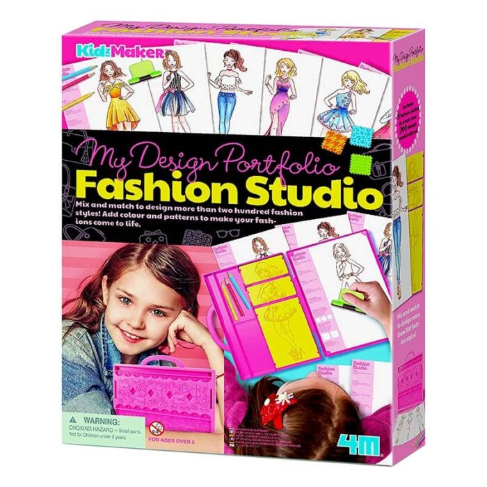 Творческа игра 4M Моделиерско студио кутия