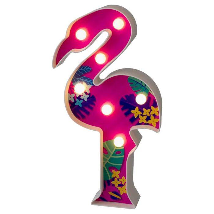 Творчески комплект 4M Декоративна лампа фламинго