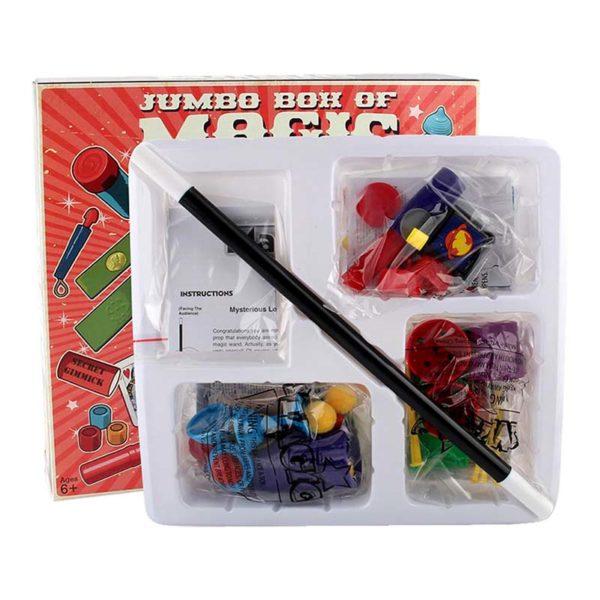 Фокуси за деца Magic Tricks 75 трика кутия