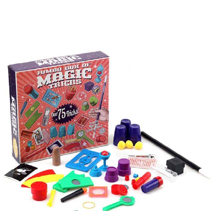 Фокуси за деца Magic Tricks 75 трика принадлежности