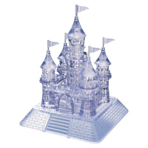 Кристален пъзел светещ замък 2