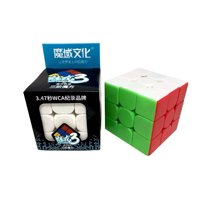 Рубик куб 3х3х3 MoYu кутия и кубче