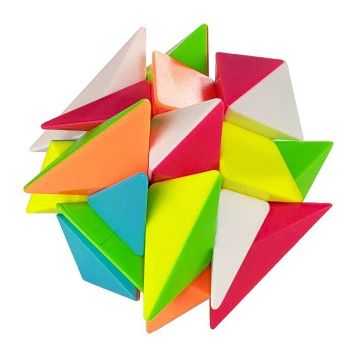 Рубик куб Axis QiYi куб разбъркан