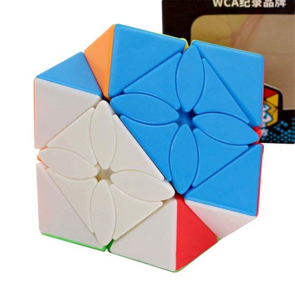 Рубик куб Maple leaf skewb кубче