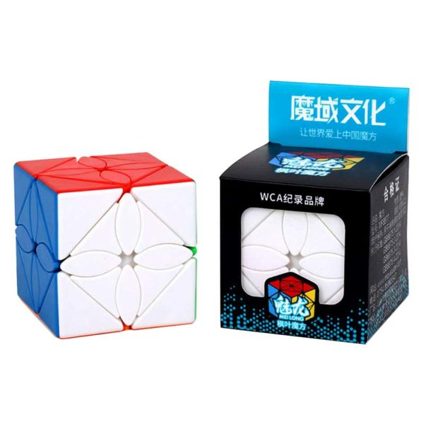 Рубик куб Maple leaf skewb кубче и куитя
