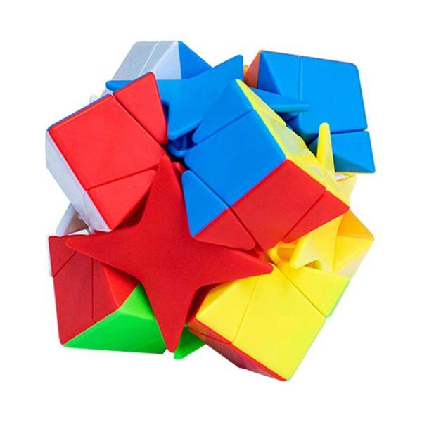 Рубик куб Porlaris разбъркан