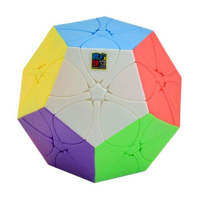 Рубик куб Rediminx MoYu Meilong подреден