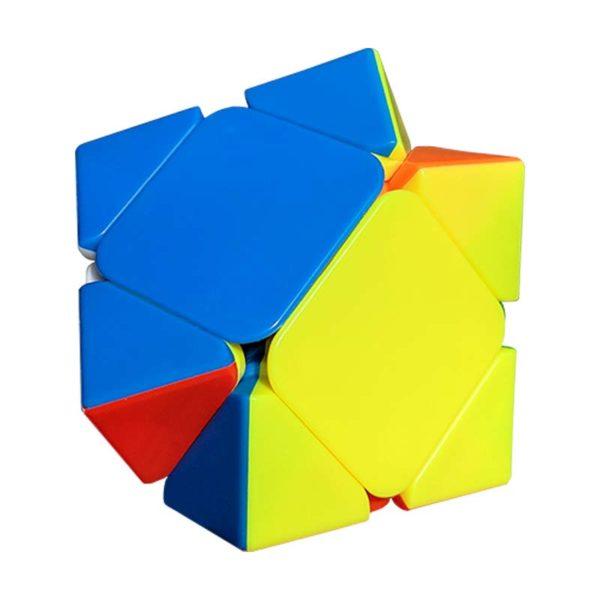 Рубик куб Skewb Yuxin завъртян