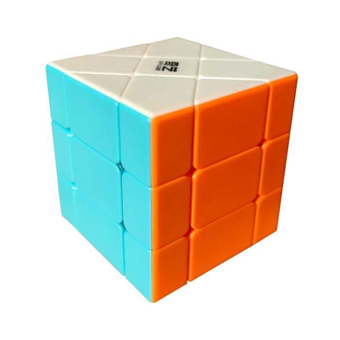 Рубик куб Windmill QiYi Stickerless