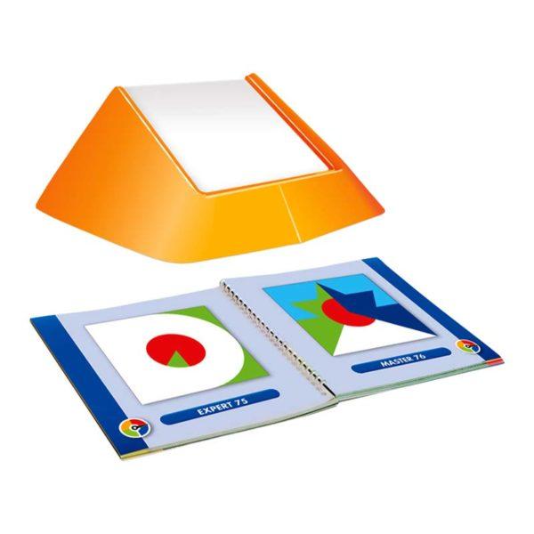 Логическа игра Color Code елементи и книжка със задачи (2)