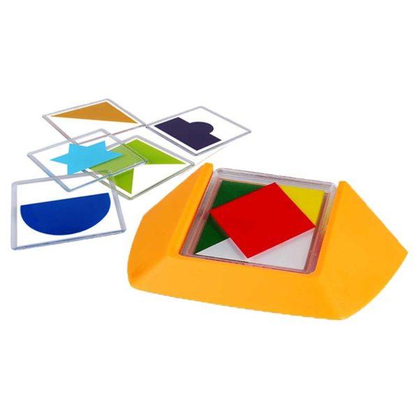 Логическа игра Color Code елементи и книжка със задачи (3)