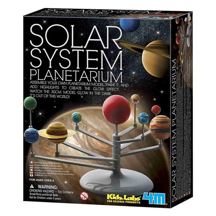 Образователна игра Слънчева система