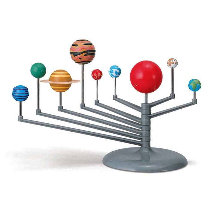 Образователна игра Слънчева система планети