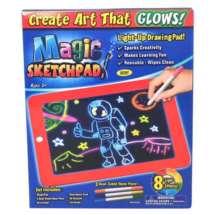 Magic Sketchpad кутия лице
