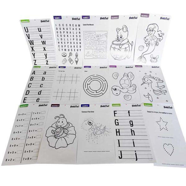 Magic Sketchpad шаблони 1