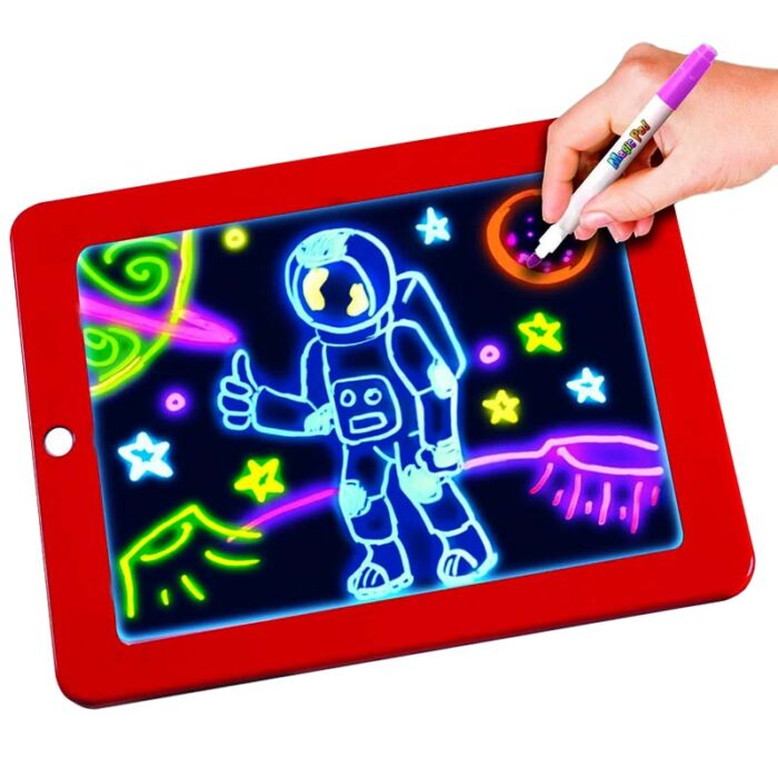 Magic Sketchpad светещ