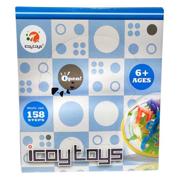 Игра с топче Perplexus (Голям) кутия