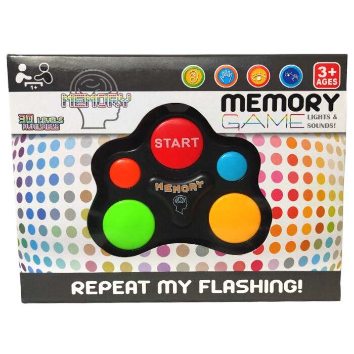 Игра за памет Memory Game (Голяма) кутия
