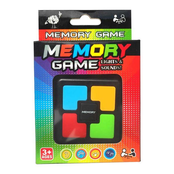 Игра за памет Memory Game (Малка) кутия